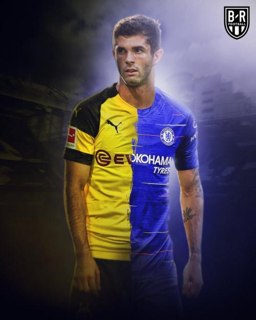 OFFICIAL Pulisic transfer to Chelsea for 64 million euros- loaned to Dortmund until end of season