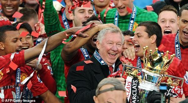 Alex Fergusons last title side had more stars than the Man City team now, says Maya Yoshida