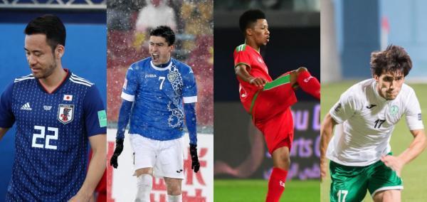 2019 AFC Asian Cup Group F Profile Japan, Uzbekistan, Oman, Turkmenistan