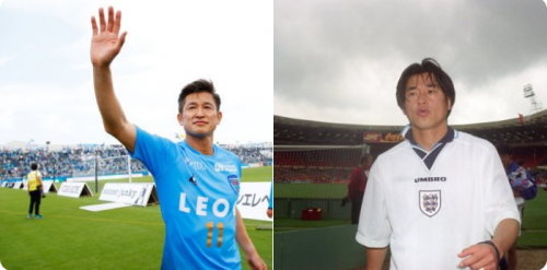 Kazuyoshi Miura, who turns 52 next month announced another new deal with Yokohama FC