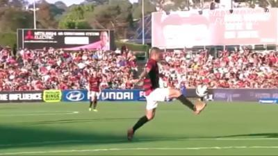 one of the best goals ive seen in the ALeague Ono Shinji