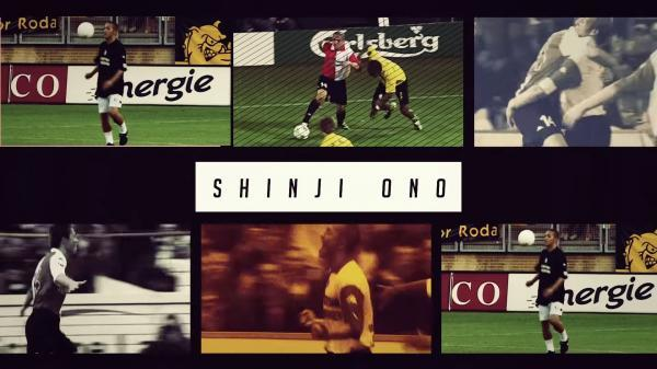 TOP 10 GOALS Shinji Ono