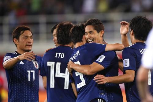 Japan 2-1 Uzbekistan muto goal