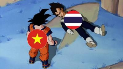 Thailand 1-2 China vietnam