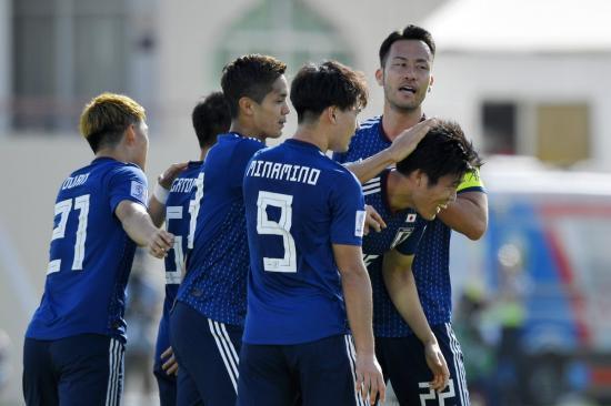 Japan 1 - 0 Saudi Arabia AFC Asian Cup 2019