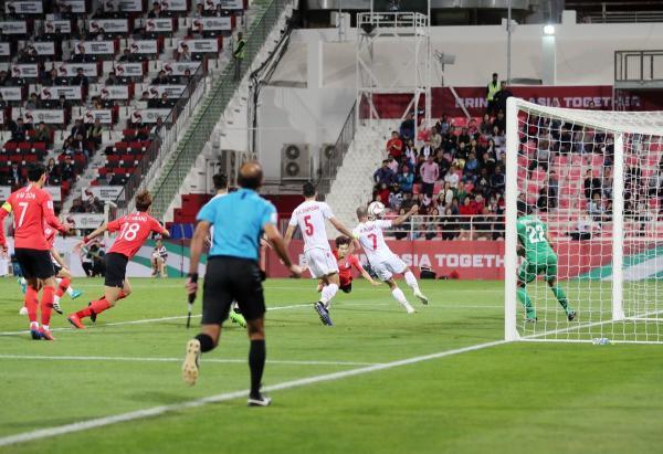 Korea 2-1 Bahrain AsianCup 2019