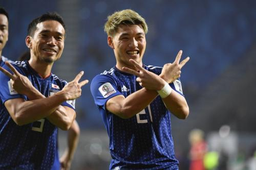 Japan through to semis after seeing off valiant Vietnam doan goal