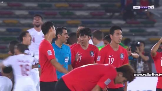 Korea crashes out of the Asian Cup humiliating 0_1 defeat to Qatar