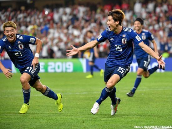 Iran 0-2 Japan - Yuya Osako goal