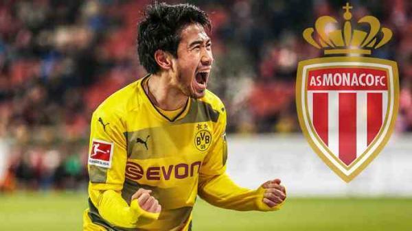 Kagawa offenbar vor Wechsel zur AS Monaco