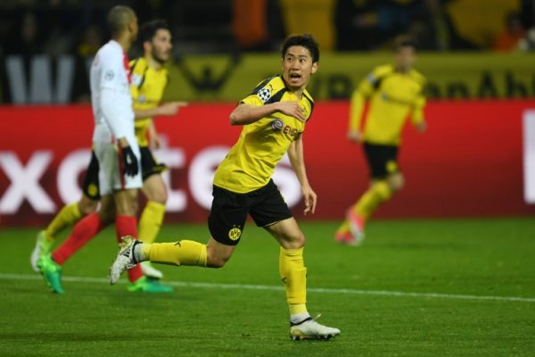 Kagawa to Monaco is a done deal Loan until the end of the season, no buy option