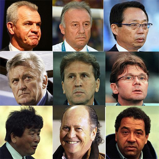 Which coachs Japan team you enjoy most