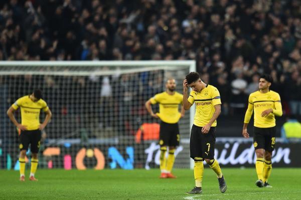 Tottenham Hotspur 3-0 Borrusia Dortmund UCL 16 first leg