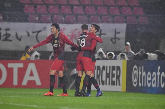 Kashima Antlers (JPN) 4-1 Newcastle Jets (AUS)
