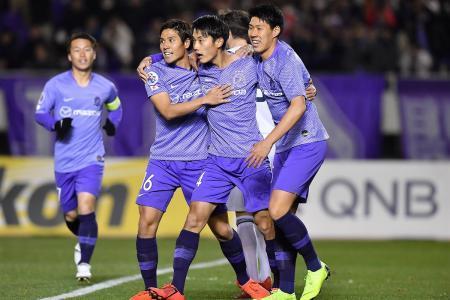 Sanfrecce 2-1 Melbourne Victory ACL