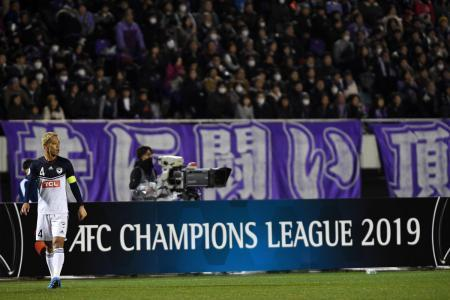 Sanfrecce 2-1 Melbourne Victory honda keisuke goal ACL
