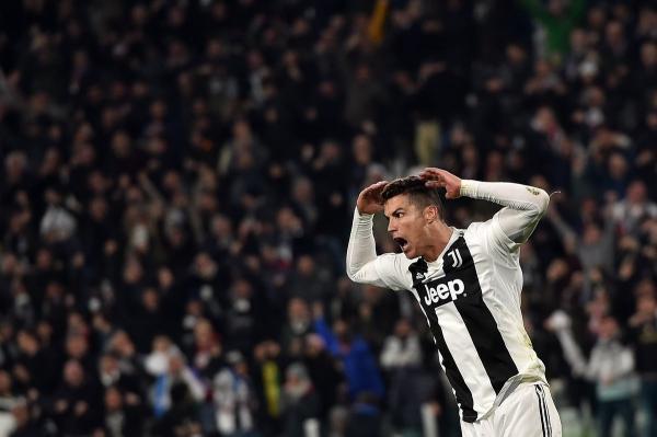 Cristiano Ronaldo 3-2 Atletico Madrid UCL 2019