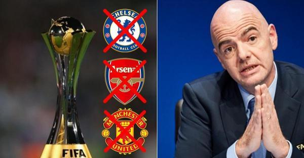 Man Utd, Chelsea and Arsenal refusing to play in expanded Club World Cup