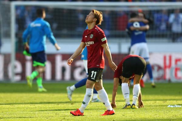Hannover to stop playing Arsenal loanee Takuma Asano to not trigger their buy clause