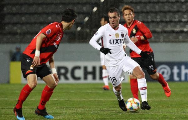 Gyeongnam FC 2-3 Kashima Antlers AFC Champions League