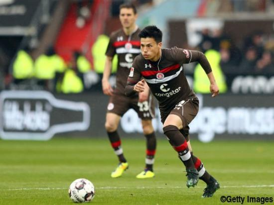 Miyaichi saves St Pauli a Point against Bielefeld