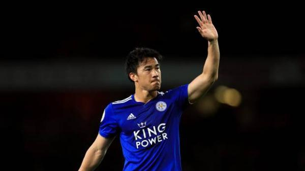 Shinji Okazaki is free to leave Leicester on a free transfer in the summer