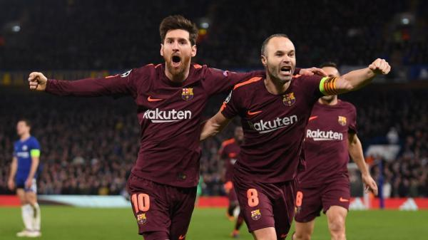 barcelona will face chelsea and vissel