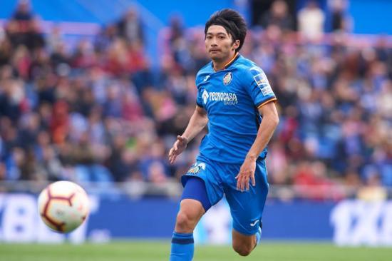 Getafe 3-0 Sevilla Shibasaki preassists