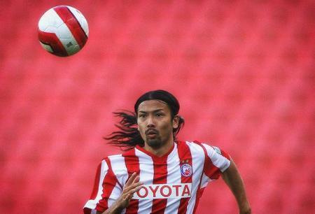 Takayuki Suzuki Red Star Belgrade