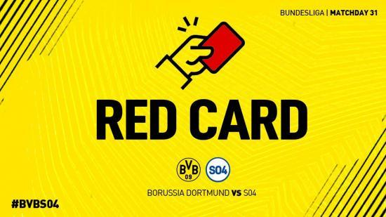 Borussia Dortmund 2-4 Schalke 04 Reus sendoff