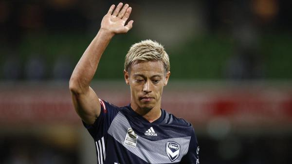 Keisuke Honda confirms he'll leave the A-League at the end of the season
