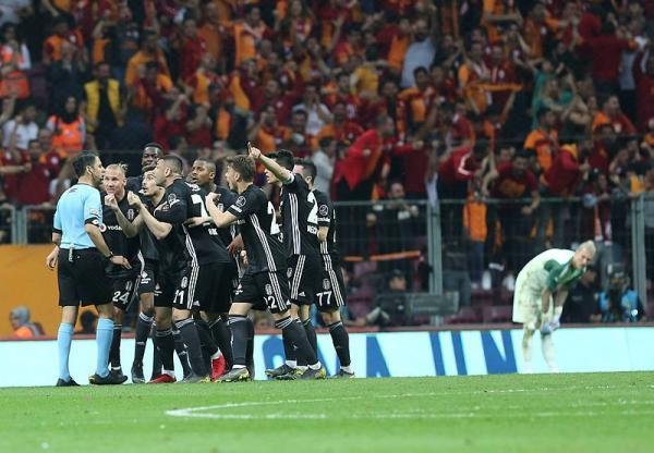 Galatasaray 2 - 0 Beşiktaş kagawa nagatomo