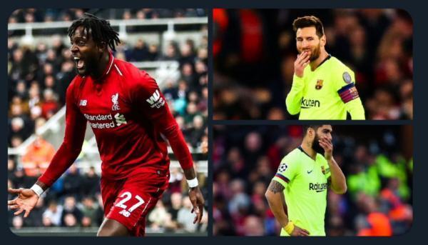 Liverpool [4]-0 Barcelona
