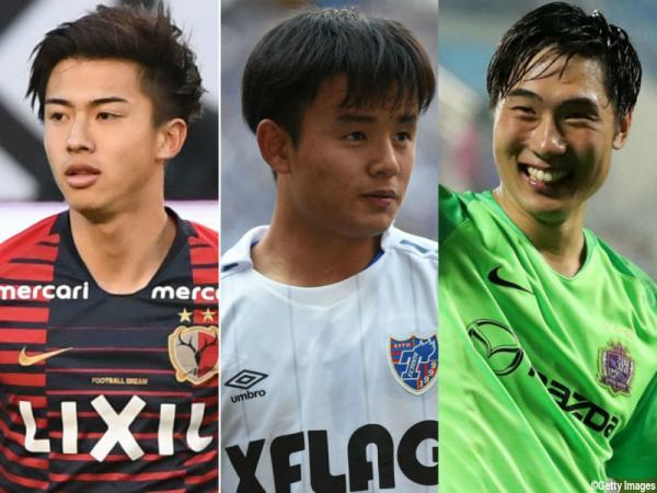 Japans squad for the U20 World Cup Notably absent are Takefusa Kubo, Hiroki Abe, and Keisuke Osako