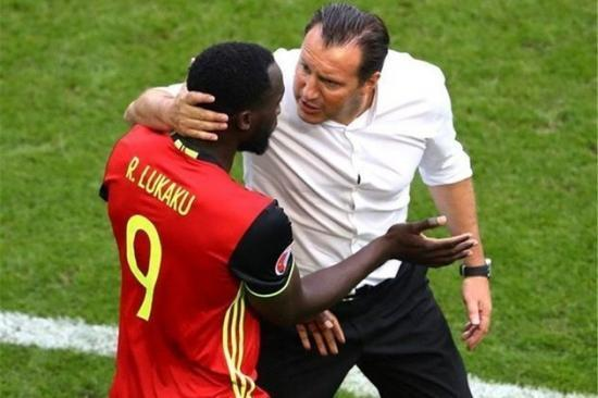 Marc Wilmots Close to Irans Job