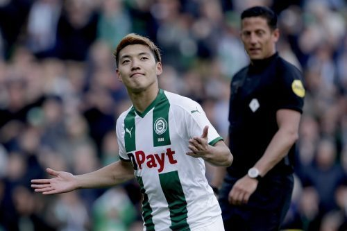 Ritsu Doan was the only player in the 2018-19 Eredivisie season to complete 60_ take-ons and make 60_ tackles