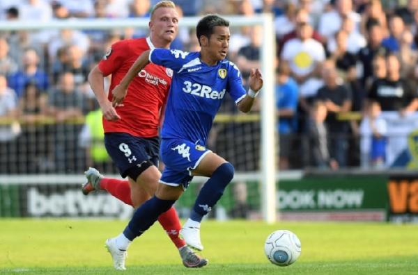 Loanee Yosuke Ideguchi returns Leeds United