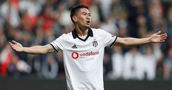 Trabzonspor 2-1 Besiktas Shinji Kagawa goal