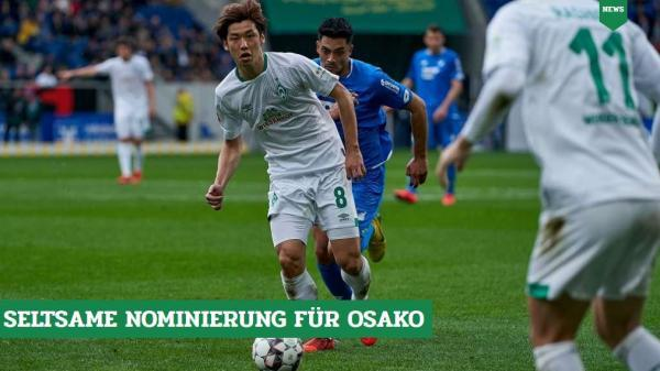 Werder Bremen will not release Yuya Osako for Tokyo Olympics