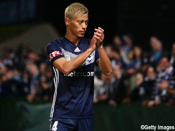 Keisuke Honda to depart Melbourne Victory