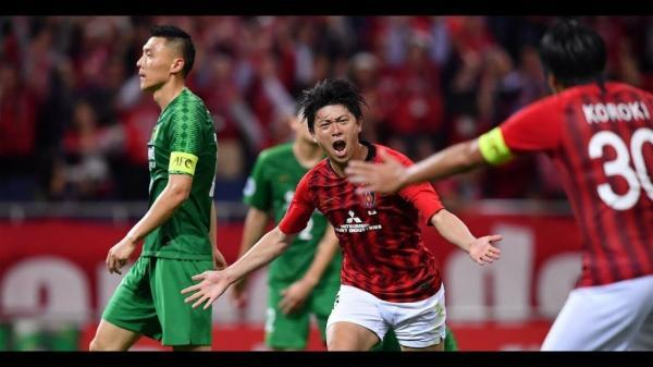 URAWA RED 3-0 BEIJING FC ACL