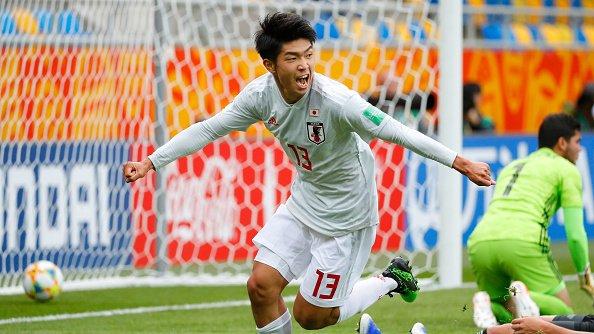 Mexico U20 0-1 Japan U20 Taisei Miyashiro goal