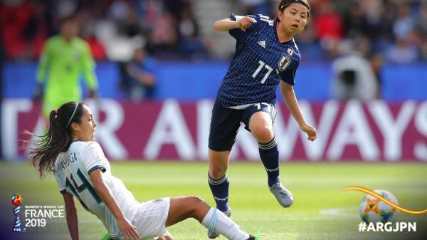 Argentina vs Japan FIFA Womens World Cup 2019