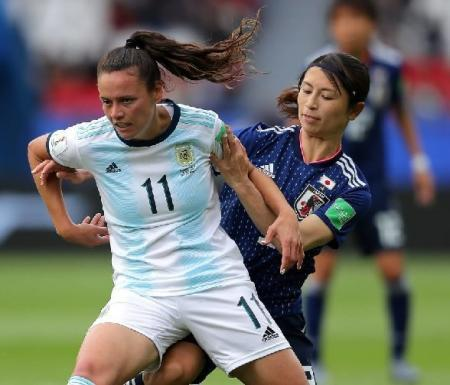 Argentina 0_0 Japan FIFA Womens World Cup 2019