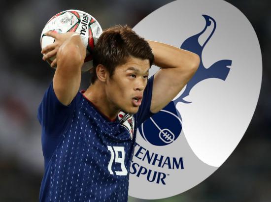 Tottenham eyeing Marseille right-back Hiroki Sakai Sky sports