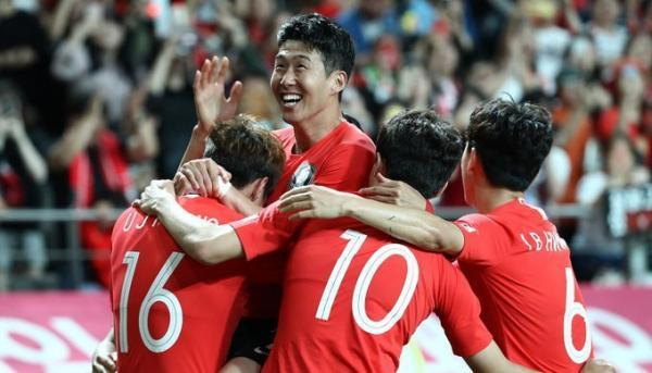 South Korea 1-1 Iran International Friendly 2019