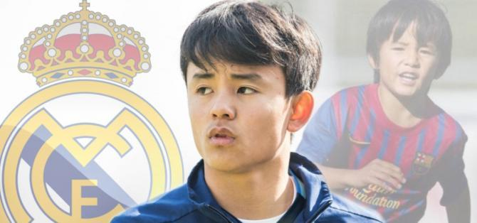 Real Madrid signed Takefusa Kubo for free Real figured out that Kubos contract ended on June 1st, whilst Barca and other rivals thought it ends on 2020