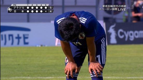 Brazil U22 have won the Toulon tournament after defeating Japan U22 6-5 on penalties