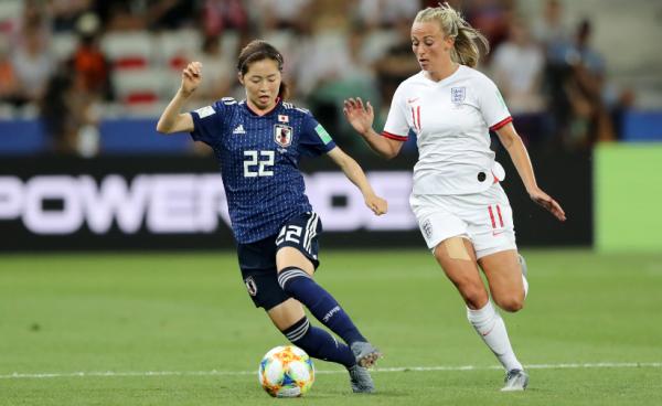 Japan 0-1 England WWC 2019