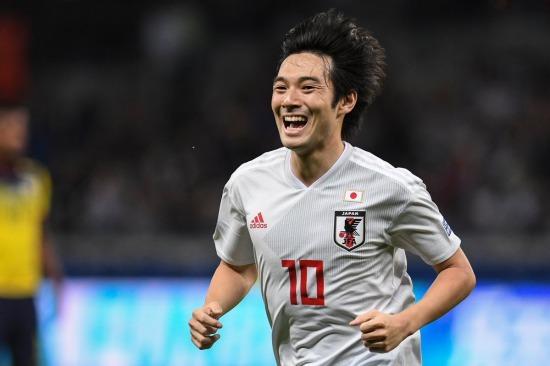 Ecuador 0-1 Japan Nakajima goal copa america 2019
